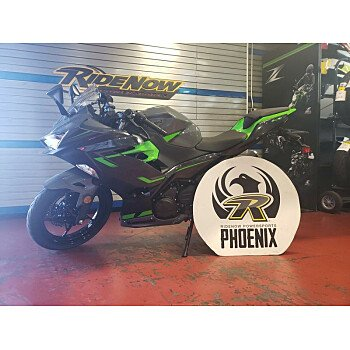 2019 Kawasaki Ninja 400 for sale 200770917