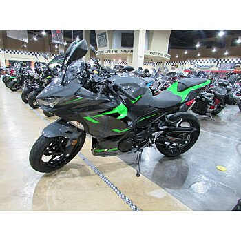 2019 Kawasaki Ninja 400 for sale 200802887