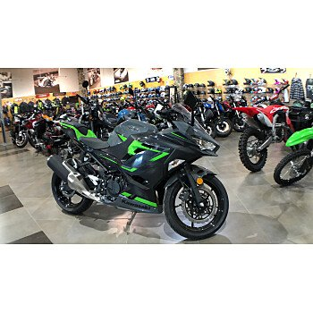 2019 Kawasaki Ninja 400 for sale 200832585