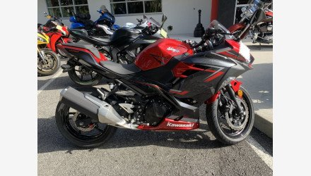 2019 Kawasaki Ninja 400 for sale 200950043