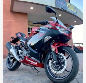 2019 Kawasaki Ninja 400 for sale 200979701