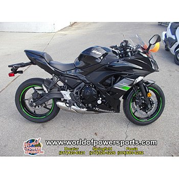 2019 Kawasaki Ninja 650 ABS for sale 200654194