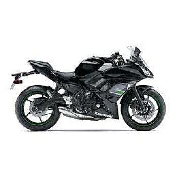 2019 Kawasaki Ninja 650 for sale 200680028