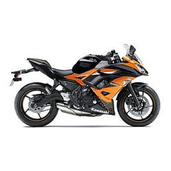 2019 Kawasaki Ninja 650 for sale 200707235