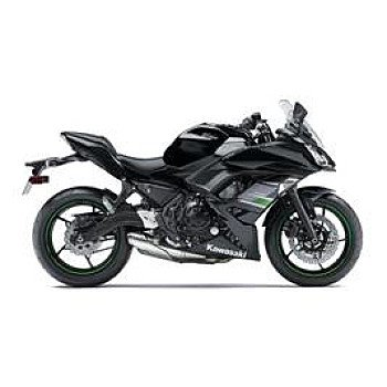 2019 Kawasaki Ninja 650 ABS for sale 200726552
