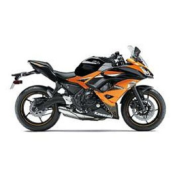 2019 Kawasaki Ninja 650 for sale 200660518