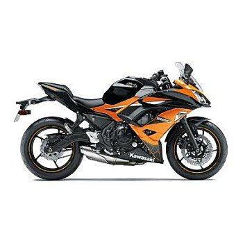2019 Kawasaki Ninja 650 ABS for sale 200728098
