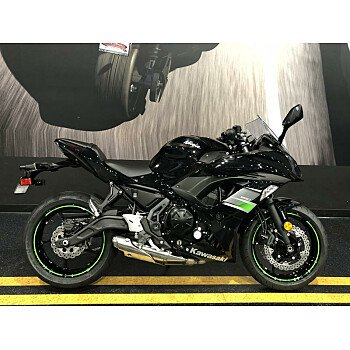 2019 Kawasaki Ninja 650 ABS for sale 200766708