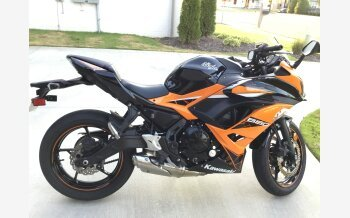 2019 Kawasaki Ninja 650 ABS for sale 200804814