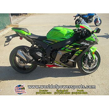 2019 Kawasaki Ninja ZX-10R for sale 200672813