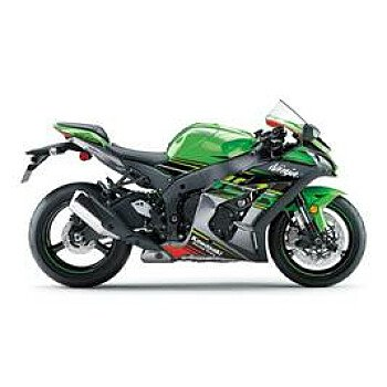 2019 Kawasaki Ninja ZX-10R for sale 200681125