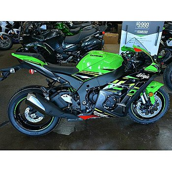 2019 Kawasaki Ninja ZX-10R for sale 200661216