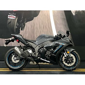 2019 Kawasaki Ninja ZX-10R for sale 200714985