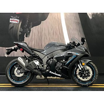 2019 Kawasaki Ninja ZX-10R for sale 200714992