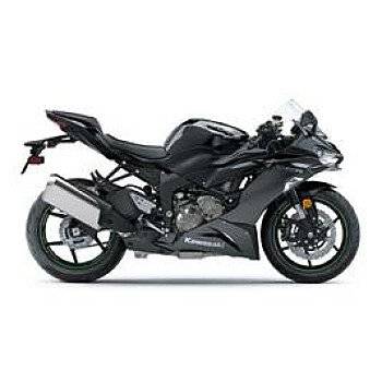 2019 Kawasaki Ninja ZX-6R for sale 200660520