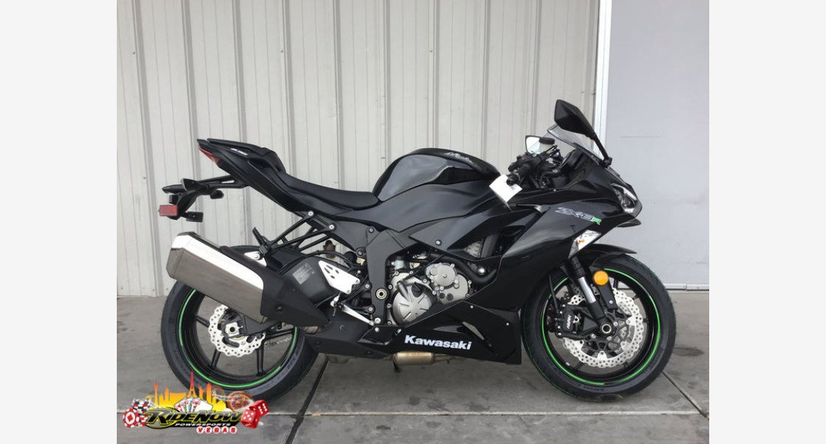 2019 Kawasaki Ninja ZX-6R for sale 200663375
