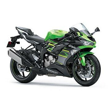 2019 Kawasaki Ninja ZX-6R for sale 200667507