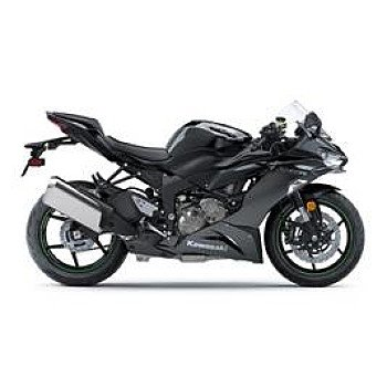 2019 Kawasaki Ninja ZX-6R for sale 200687525