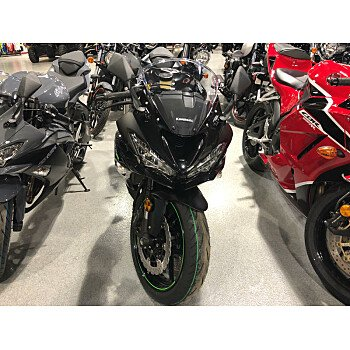 2019 Kawasaki Ninja ZX-6R for sale 200692095
