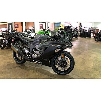 2019 Kawasaki Ninja ZX-6R for sale 200703153