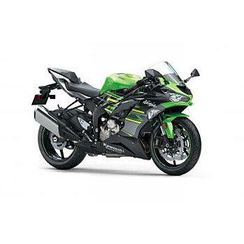 2019 Kawasaki Ninja ZX-6R for sale 200645324