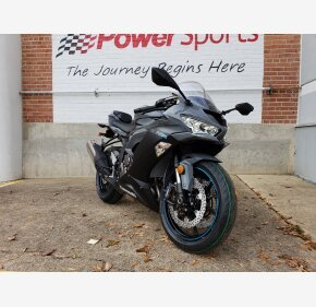2019 Kawasaki Ninja ZX-6R for sale 200663459