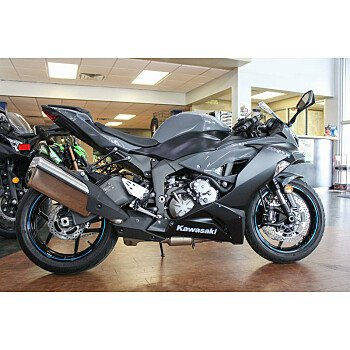 2019 Kawasaki Ninja ZX-6R for sale 200683909