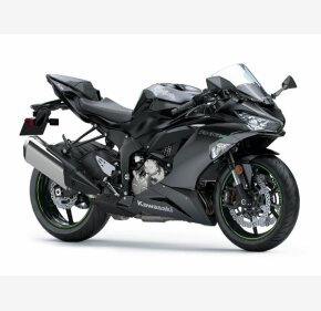 2019 Kawasaki Ninja ZX-6R for sale 200684169