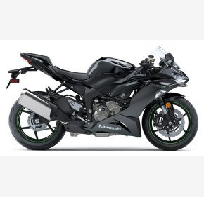 2019 Kawasaki Ninja ZX-6R for sale 200691637