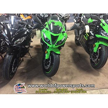 2019 Kawasaki Ninja ZX-6R for sale 200694029