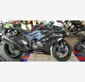 2019 Kawasaki Ninja ZX-6R for sale 200703090