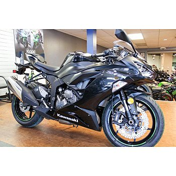 2019 Kawasaki Ninja ZX-6R for sale 200706239