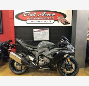 2019 Kawasaki Ninja ZX-6R for sale 200714504