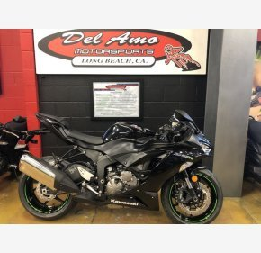 2019 Kawasaki Ninja ZX-6R for sale 200714506