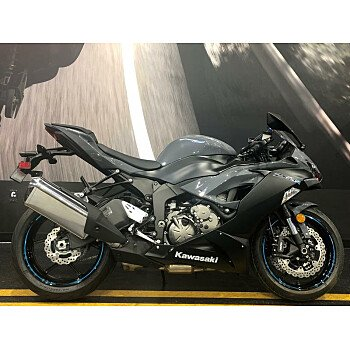 2019 Kawasaki Ninja ZX-6R for sale 200715025