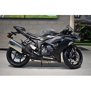2019 Kawasaki Ninja ZX-6R for sale 200719629