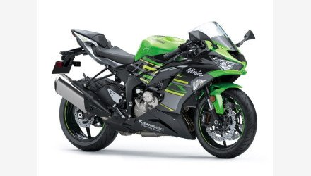 2019 Kawasaki Ninja ZX-6R for sale 200771805