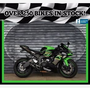 2019 Kawasaki Ninja ZX-6R for sale 200954755