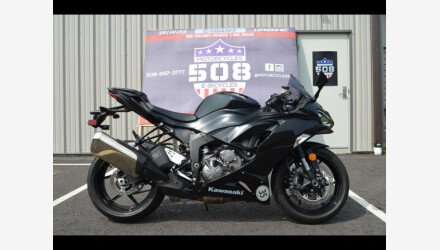 2019 Kawasaki Ninja ZX-6R for sale 200961792
