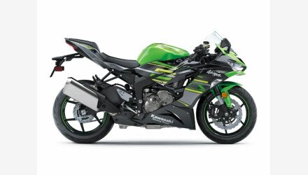 2019 Kawasaki Ninja ZX-6R for sale 200963833