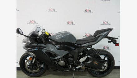 2019 Kawasaki Ninja ZX-6R for sale 201056540