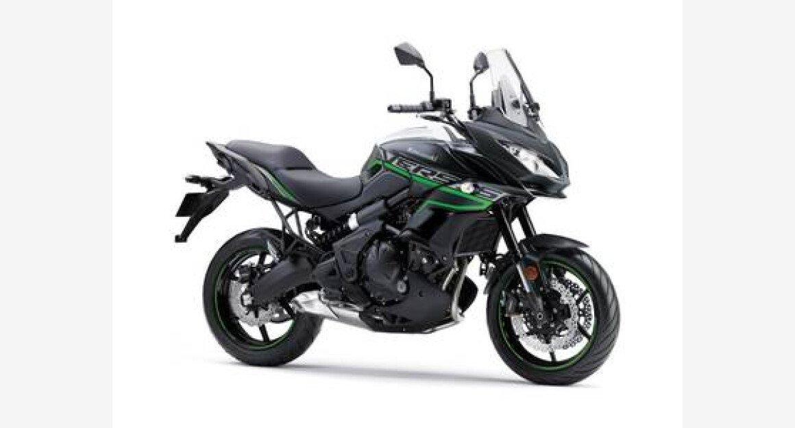 2019 Kawasaki Versys ABS for sale 200663039