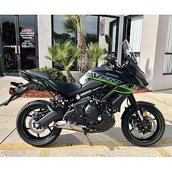 2019 Kawasaki Versys ABS for sale 200668525