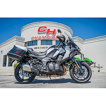 2019 Kawasaki Versys 1000 SE LT+ for sale 200704286