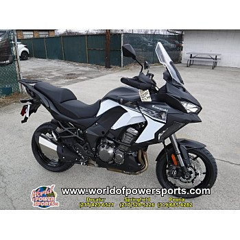 2019 Kawasaki Versys 1000 for sale 200716257