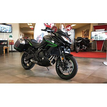 2019 Kawasaki Versys ABS for sale 200832664