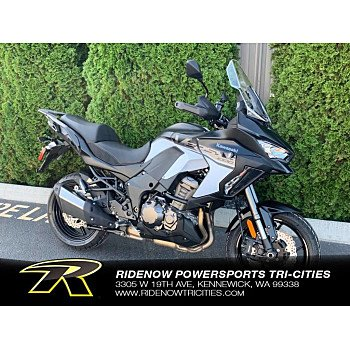 2019 Kawasaki Versys 1000 SE LT+ for sale 200938861