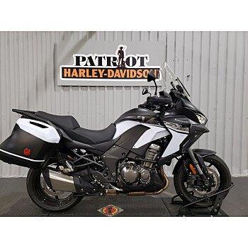 2019 Kawasaki Versys 1000 SE LT+ for sale 201001308