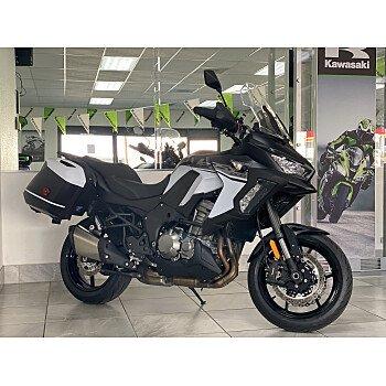 2019 Kawasaki Versys 1000 SE LT+ for sale 201067430
