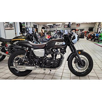 2019 Kawasaki W800 for sale 200723528